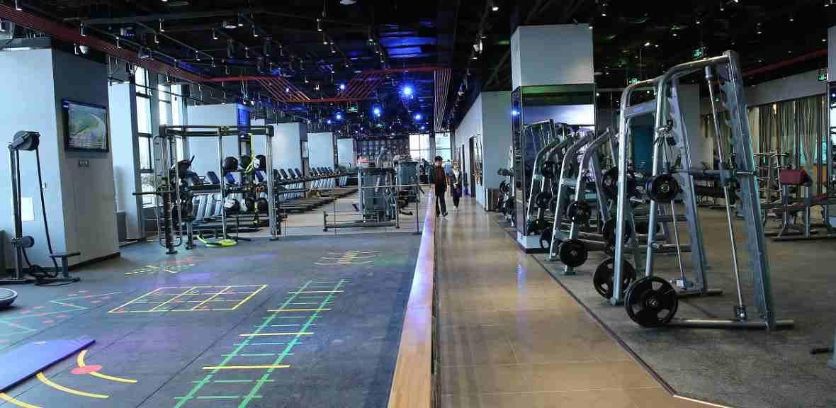 一个健身房的投资大概多少钱