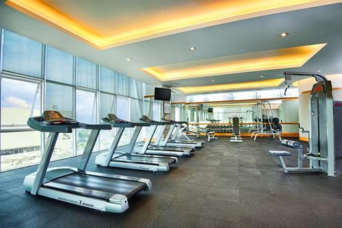 800平米健身房器材成本