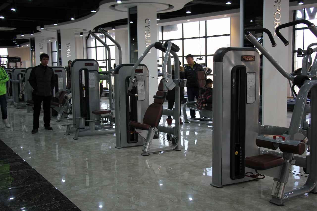 健身房投资方案