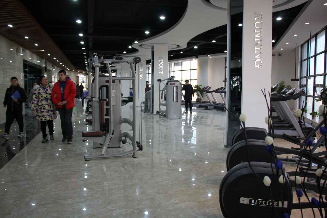 在上海开健身房需要投资多少