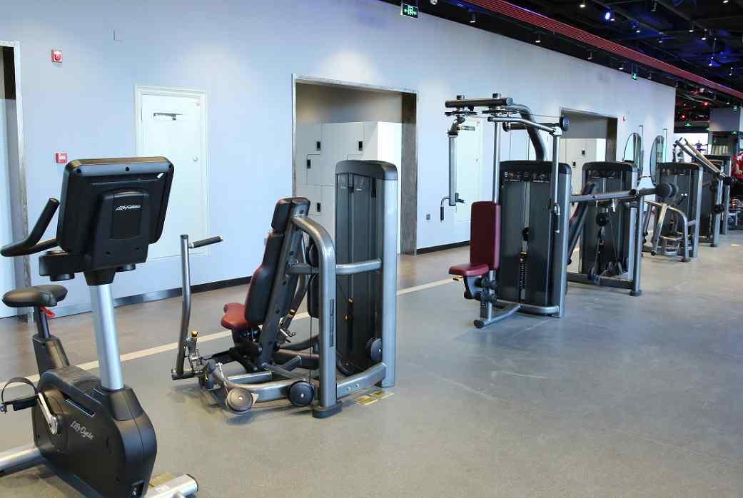 现在开健身房需要多少投资