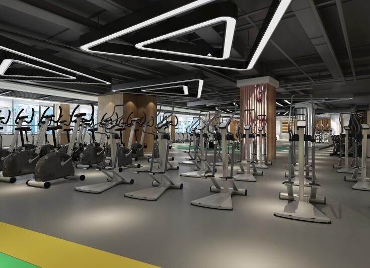 开个迷你健身房大约需要多少钱