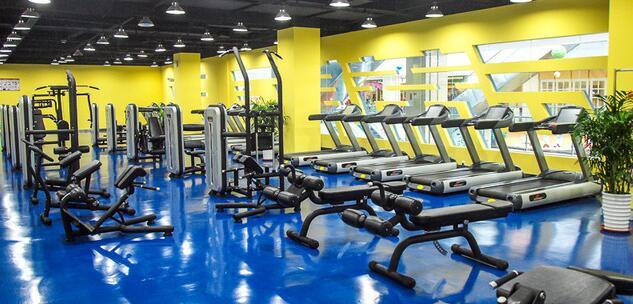 健身房投资加盟