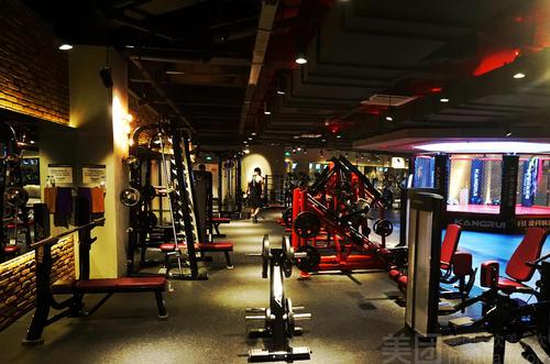 1000平健身房装修投入费用大概是多少?