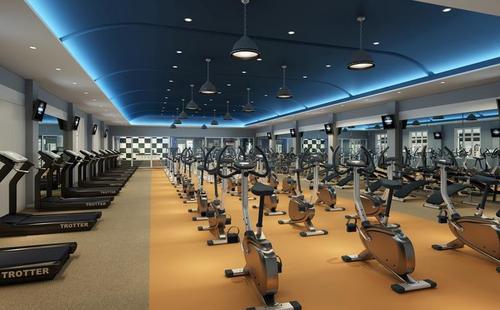 一个健身房能开多久