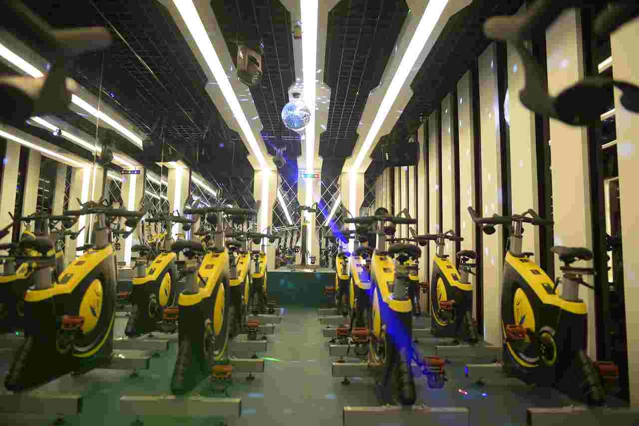 在商丘开一个健身房要多少钱?『健身房投资费用多少』