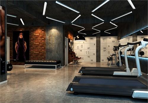 在小县城投资开健身房赚钱吗?