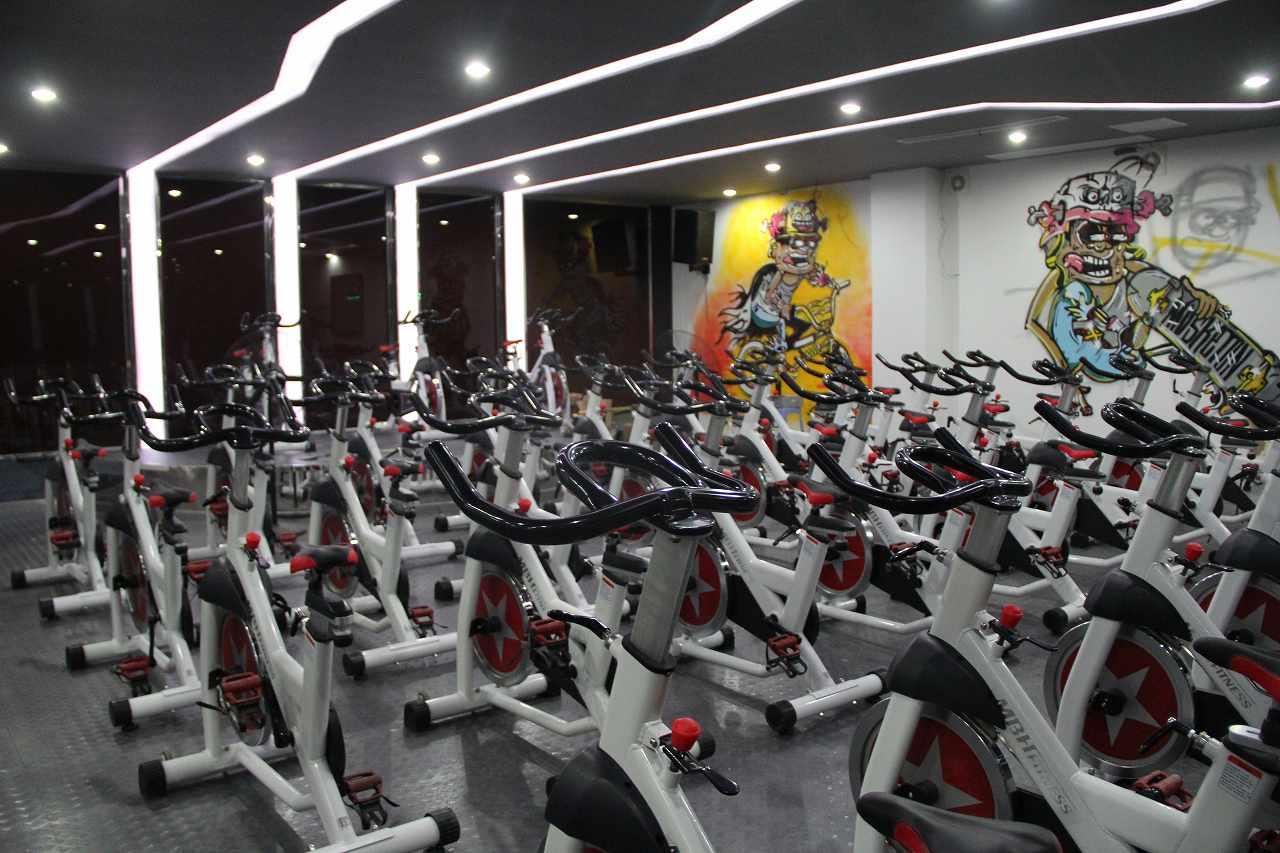 在长春投资开一家健身房需要多少钱成本?