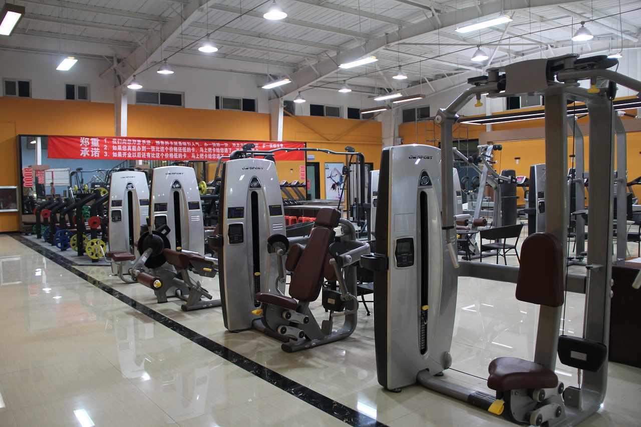 安庆投资开健身房成本要多少钱?