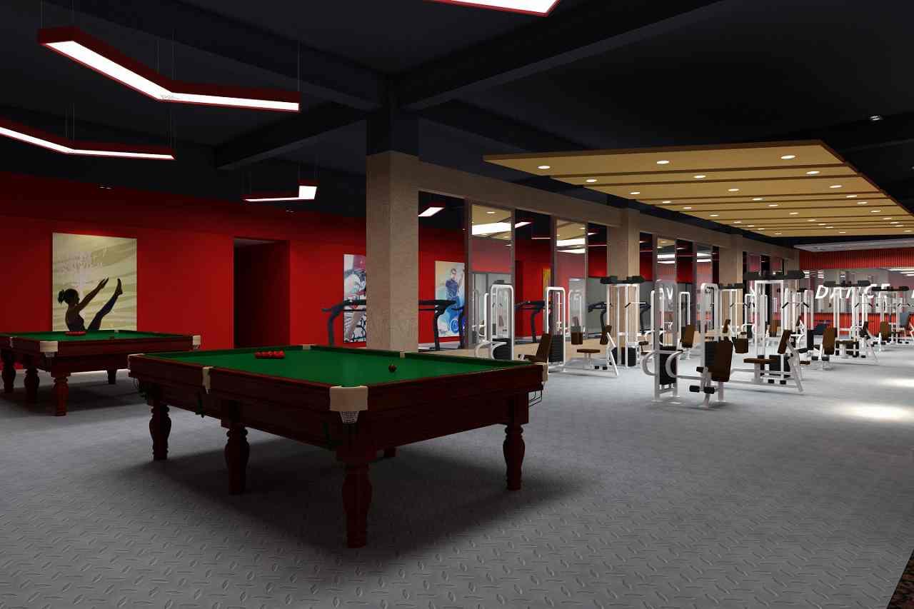 河北沧州开家健身房的成本是多少