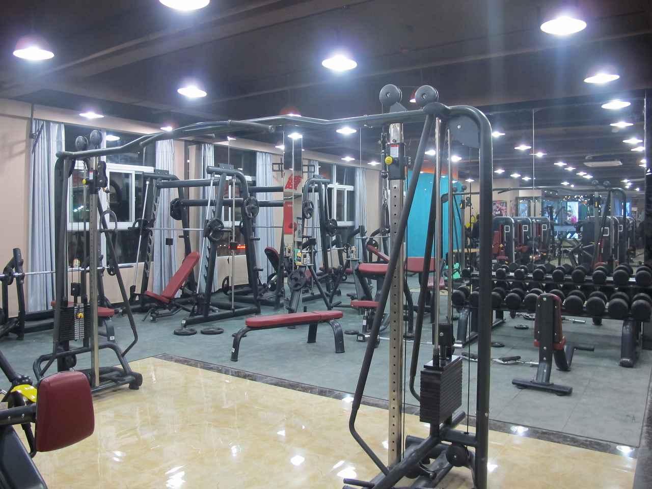 健身房加盟问答:开一家健身房的投资预算是多少钱?