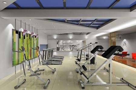 投资健身房开在哪里比较好?