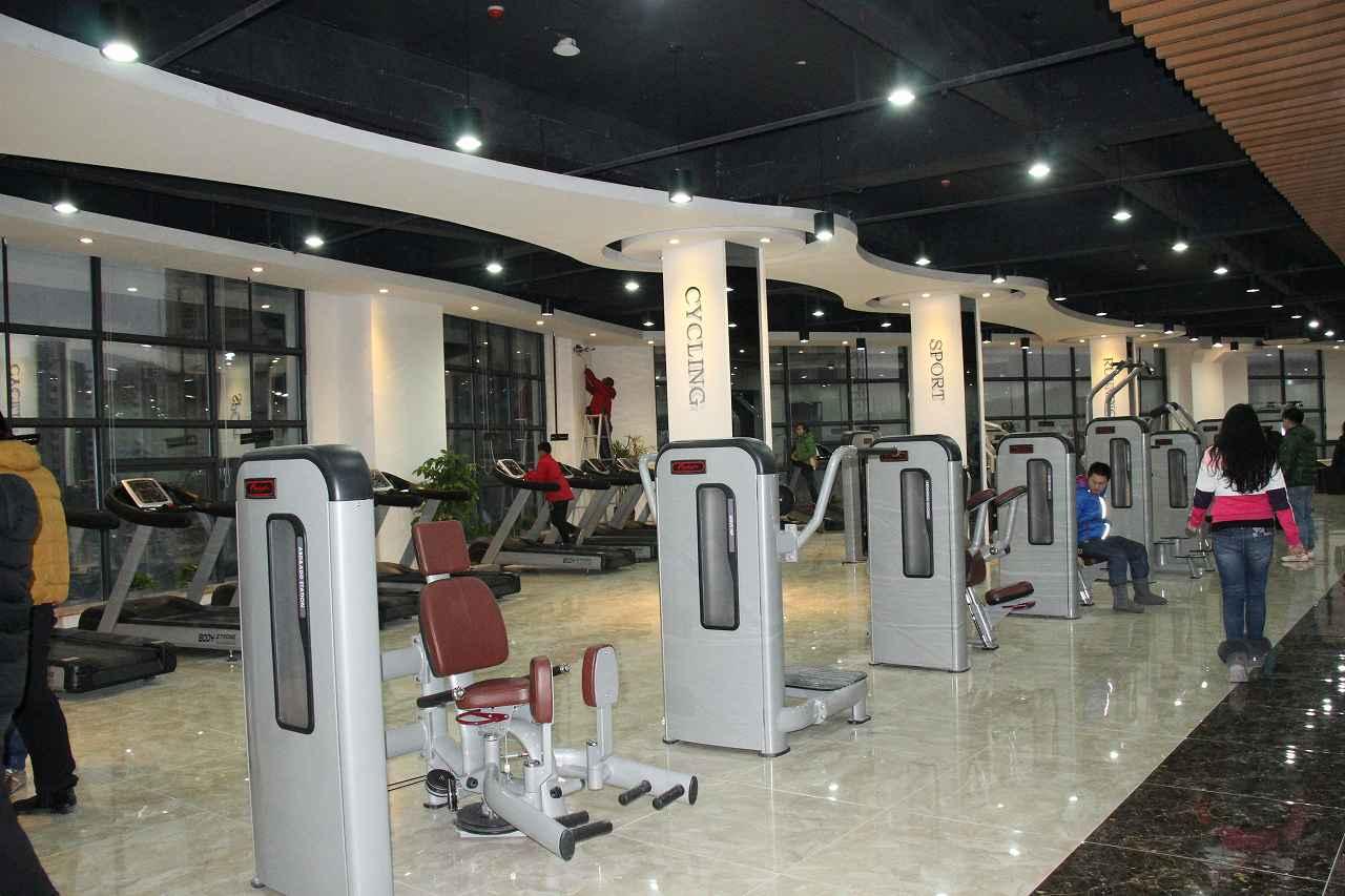 在秦皇岛投资开健身房需要多少钱?