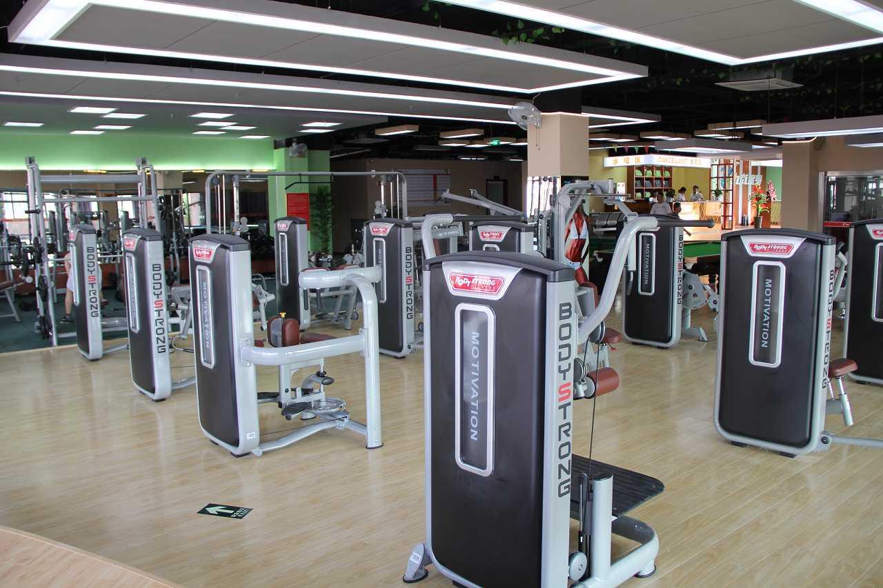 在河北开家健身房需要多少钱