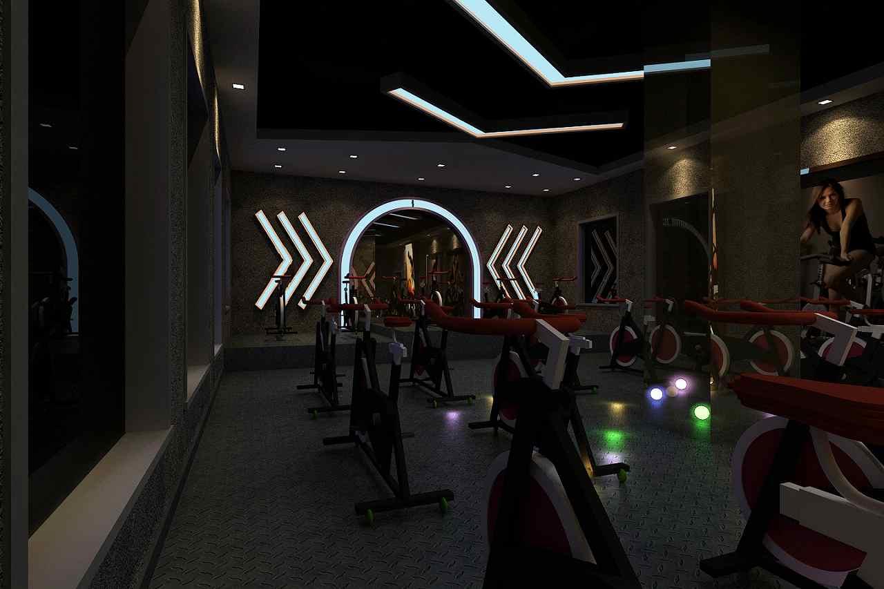 现在开一家健身房需要多少钱 加盟费是多少
