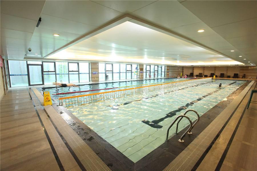 健身房加泳池需要投资多少钱?