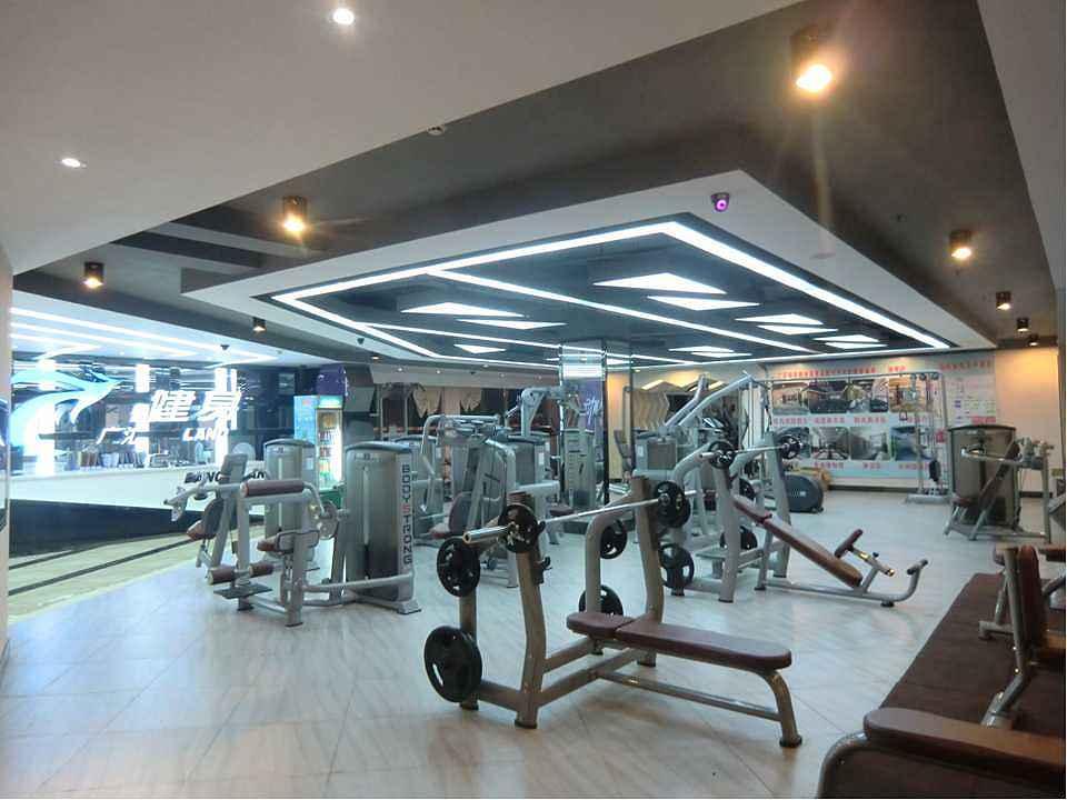 健身房加盟问答:健身房装修费用是多少?500平米健身房装修报价是多少?