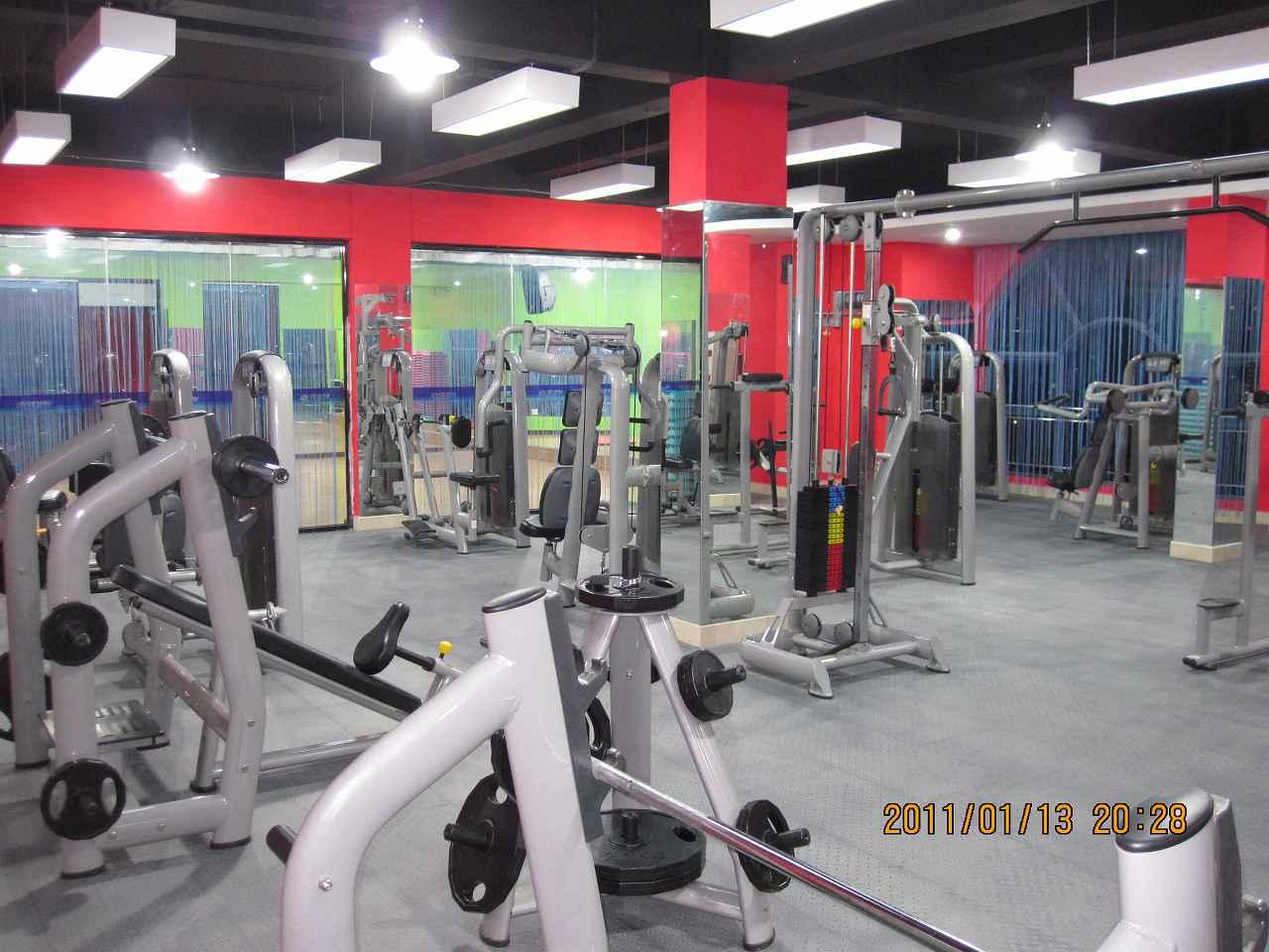 佛山投资一家健身房的所有成本