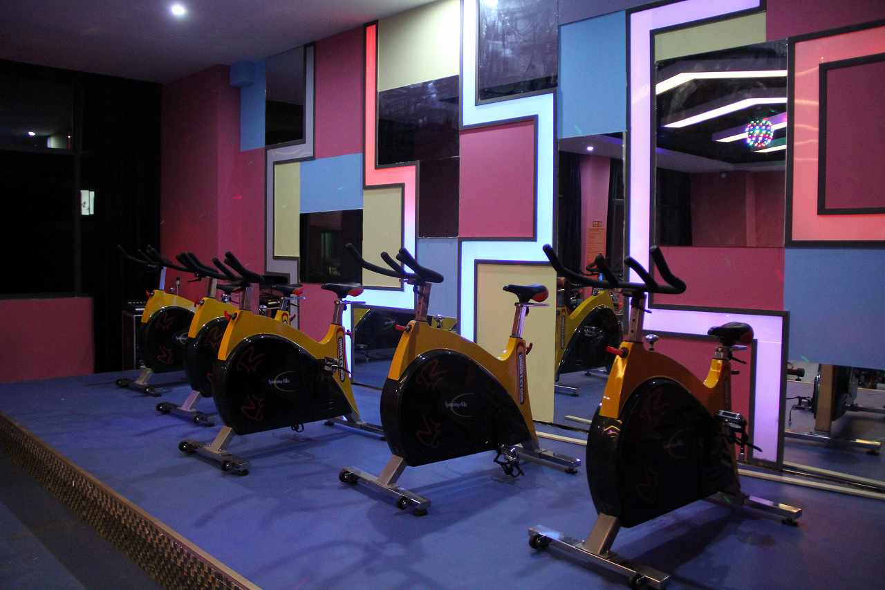 在金昌开个1000平米健身房需要多少钱?