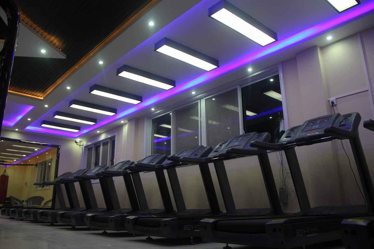 酒泉1000平米健身房投资预算是多少钱