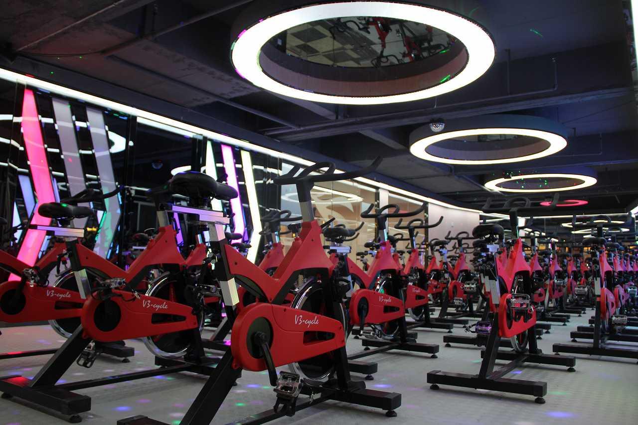 开健身房需要准备多少资金