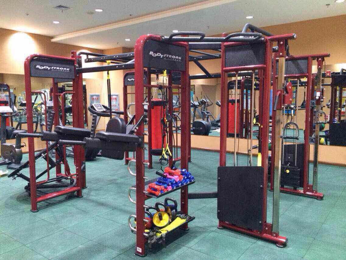 在荆州开一家中型健身房需要投资多少钱