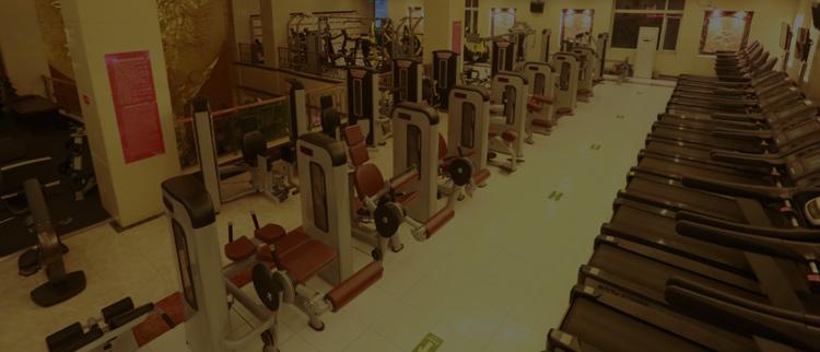 大型健身会所