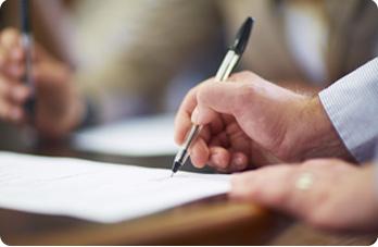 签订房屋合同