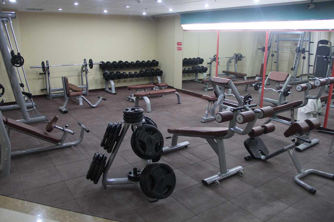 武汉投资开健身房