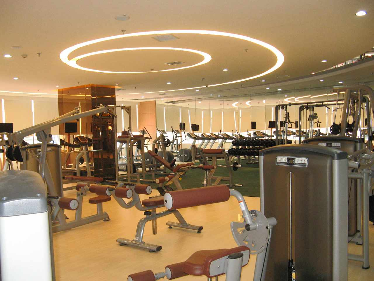 加盟一个健身房需要多少费用