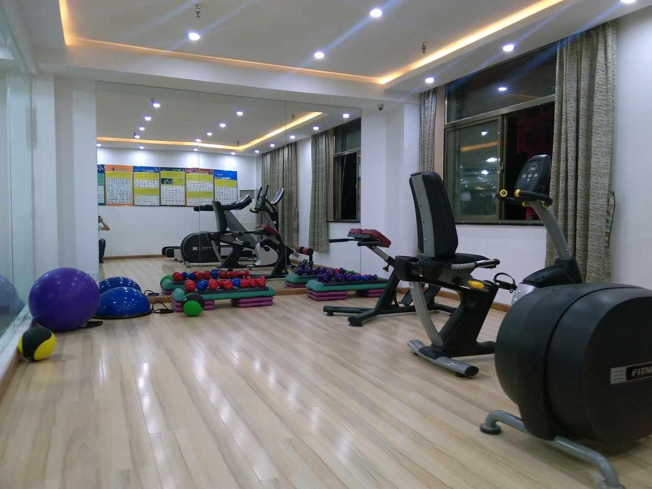 健身房部门都有哪些