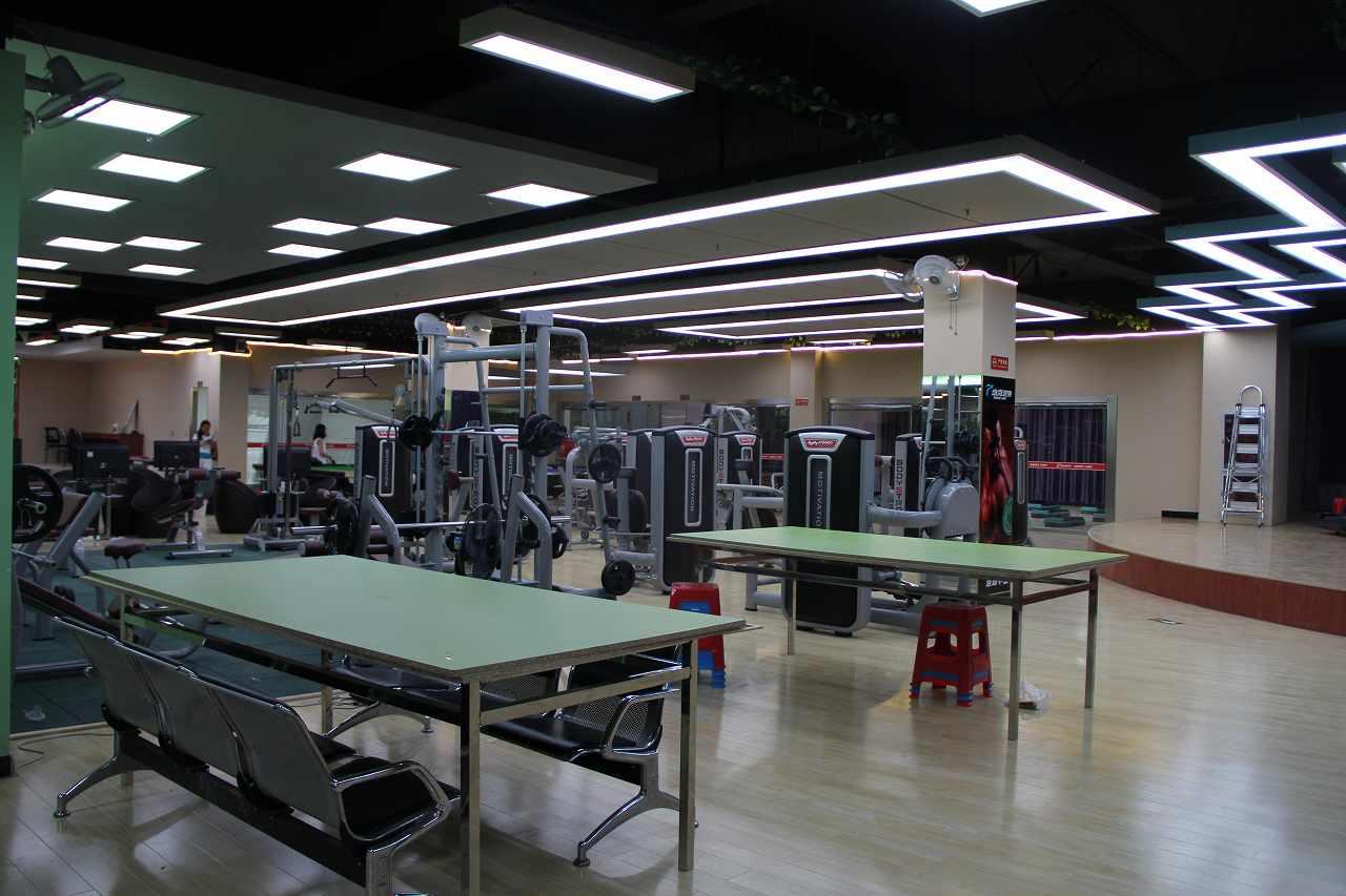 深圳开一家健身房多少钱