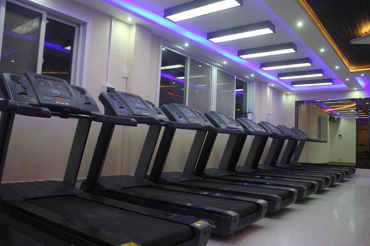 开健身房多久能回本
