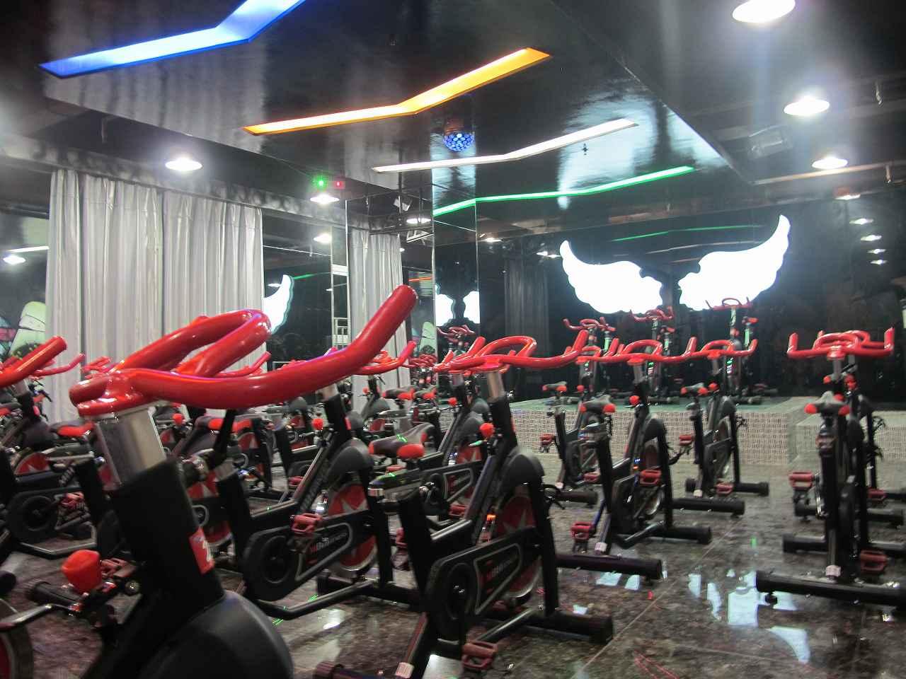 投资开个小型健身房多少钱