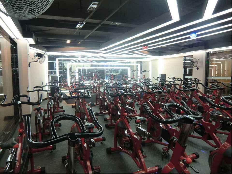 健身工作室/健身房怎么选址