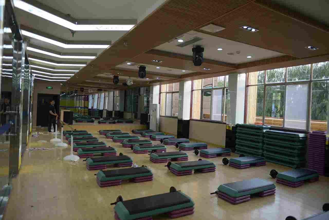 鹤壁开健身房,小型健身房成本