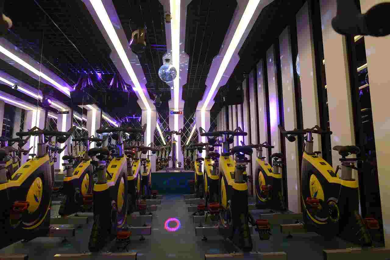 健身房的成本一般要多少钱