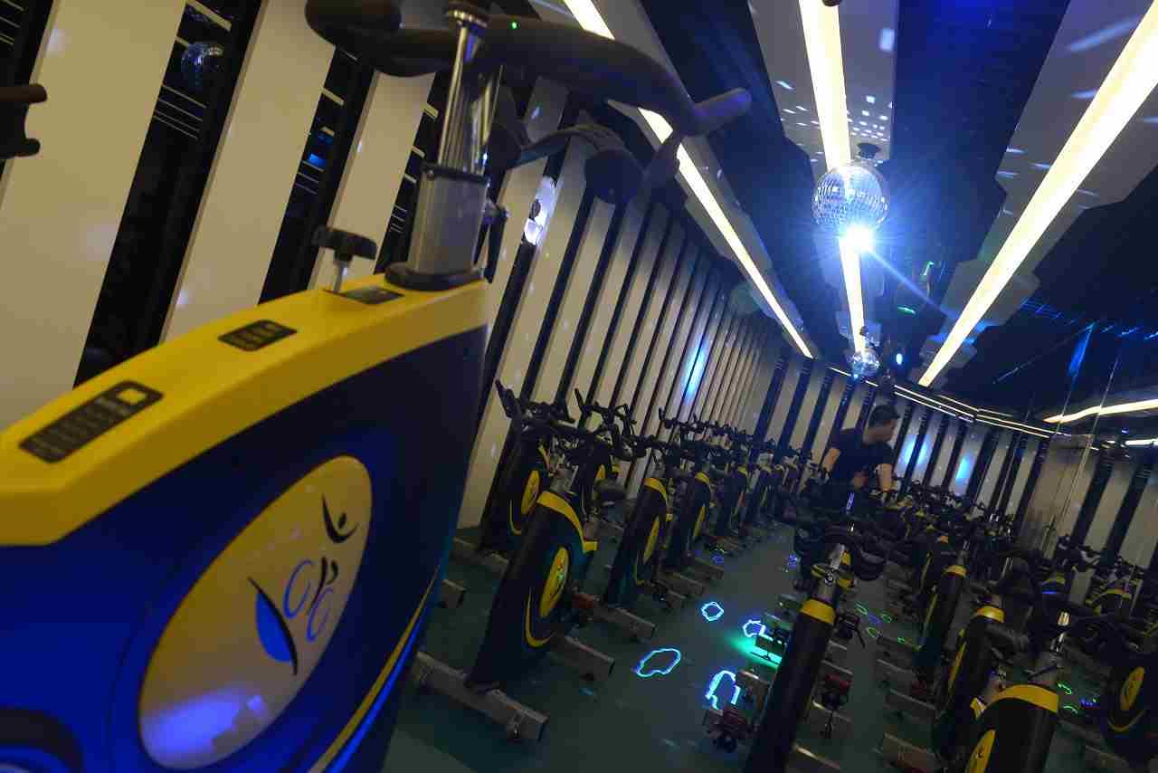 南阳健身房投资费用,南阳开健身房多少钱