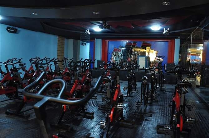 泰安健身房加盟费用,健身房开店成本