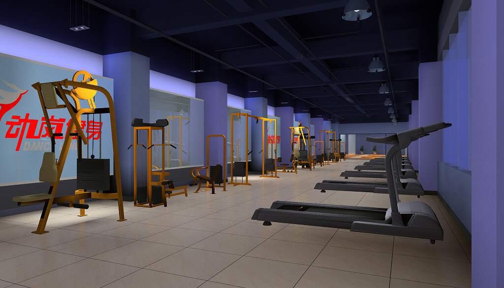 朔州健身房加盟费用,朔州开健身房需要多少钱
