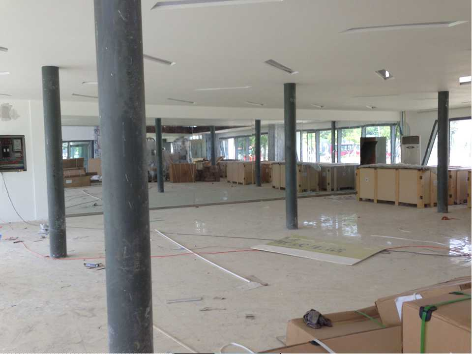 健身房场地面积,开健身房场地需要多大