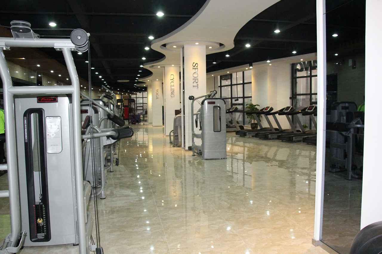 开健身房要多大面积