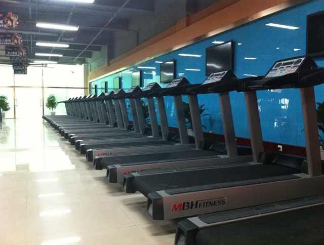 健身房连锁加盟店多少钱
