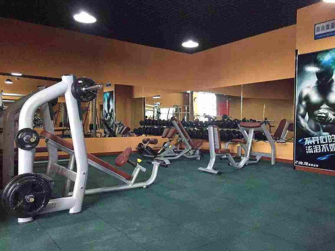 抚顺健身房加盟费用,开健身房需要多少钱