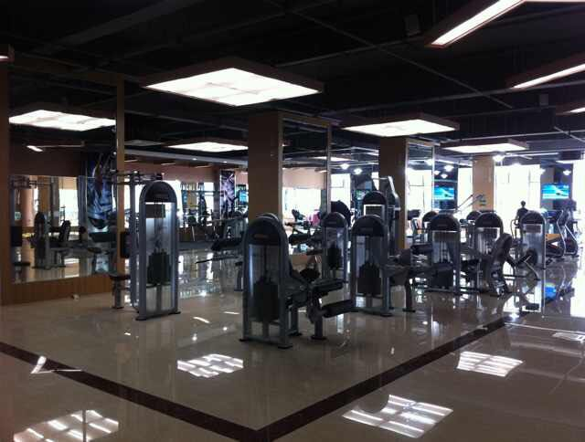 开健身房投资多少钱