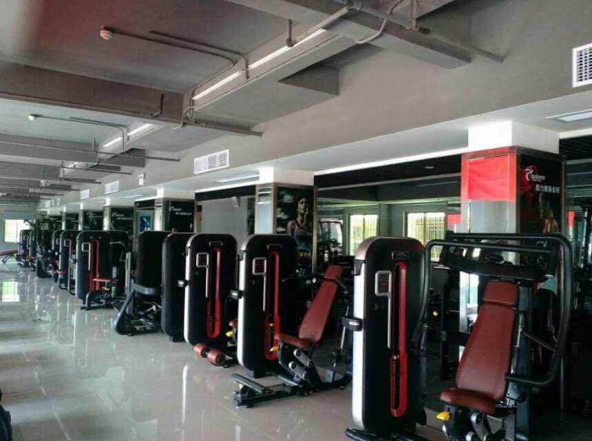 三线城市的健身房投资
