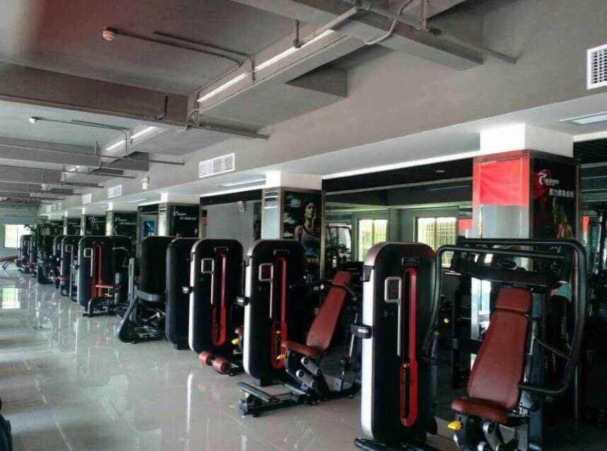 想加盟一个健身房哪个品牌好