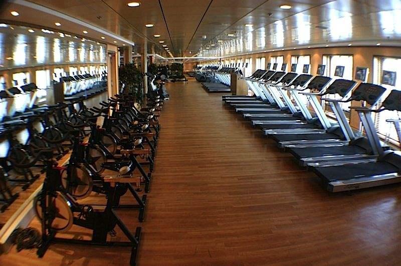 健身房连锁加盟品牌