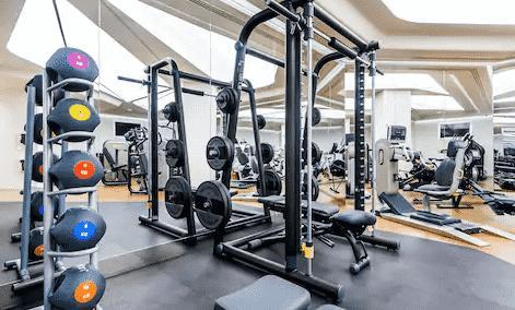 开健身房加盟哪个品牌