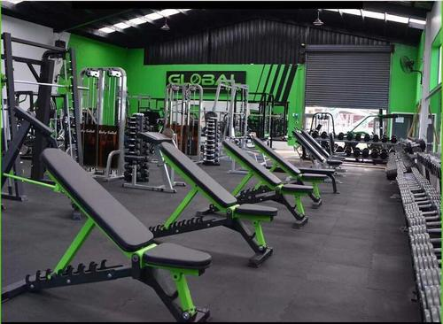 健身房投资多少钱